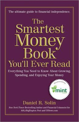 The Smartest Money Book You'll Ever Read - eBook cover