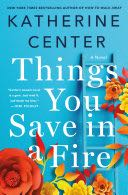 Things You Save in a Fire - Hardcover cover