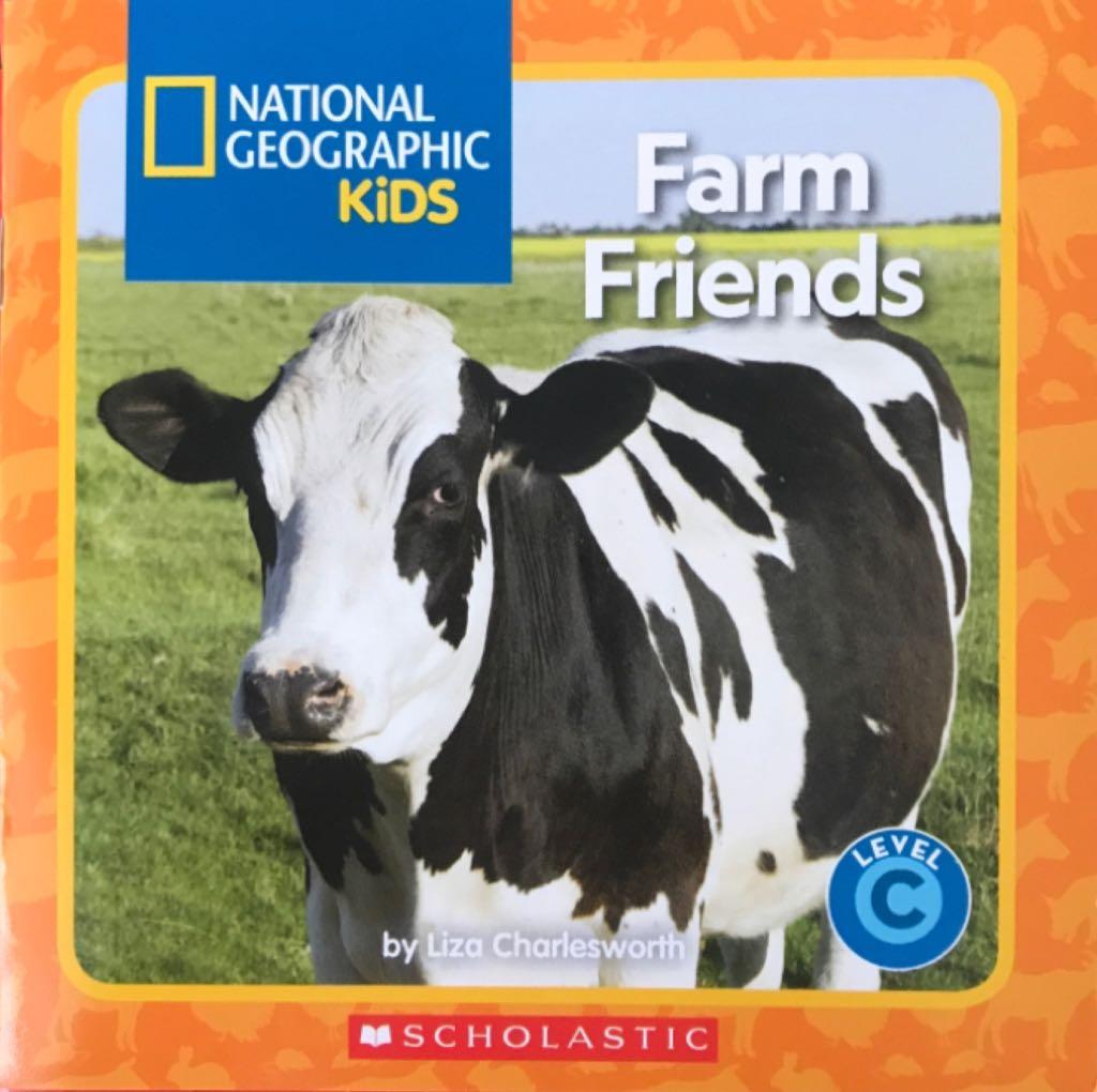 Farm Friends -  cover