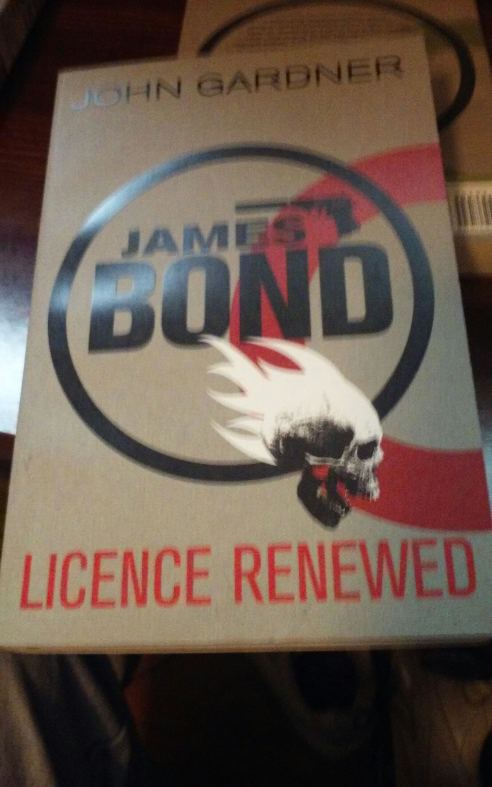 License Renewed - Paperback cover
