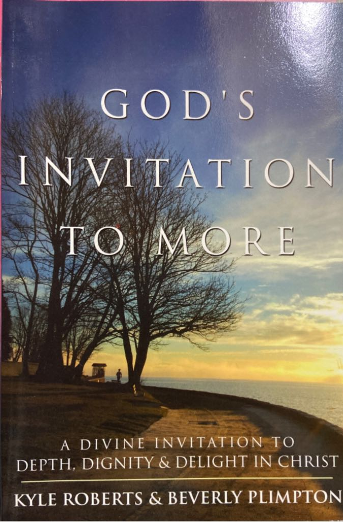 God's Invitation to More - Paperback cover