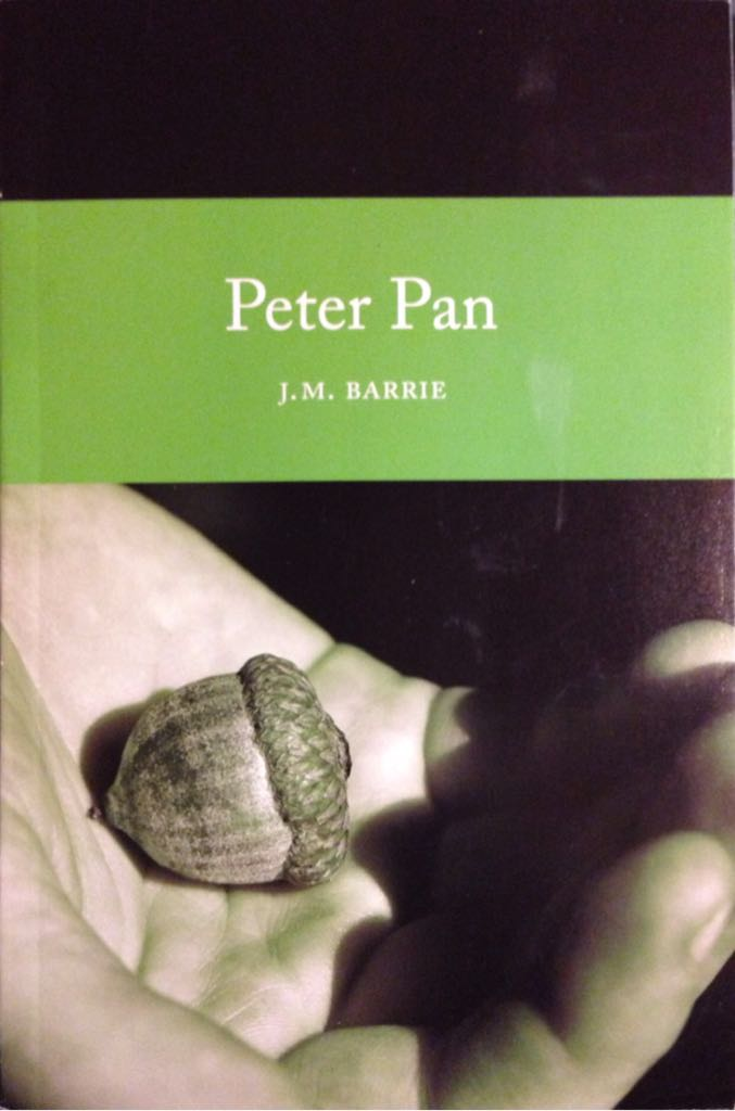 Peter Pan - Trade Paperback cover