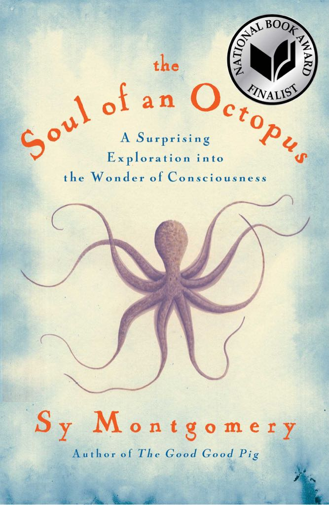The Soul of an Octopus -  cover