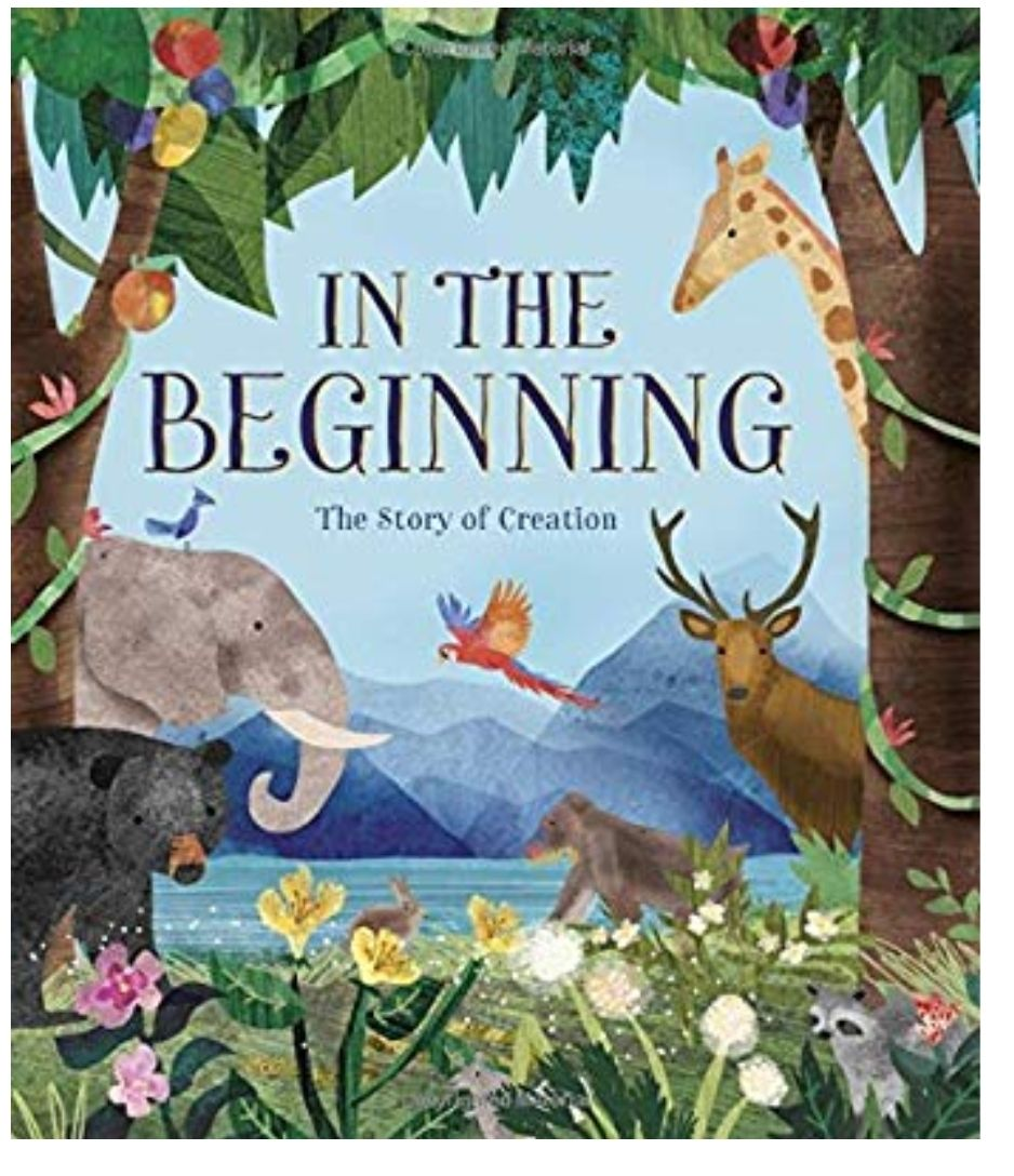 In The Beginning - The Story of Creation -  cover