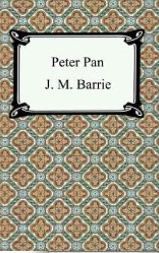 Peter Pan - Kindle cover