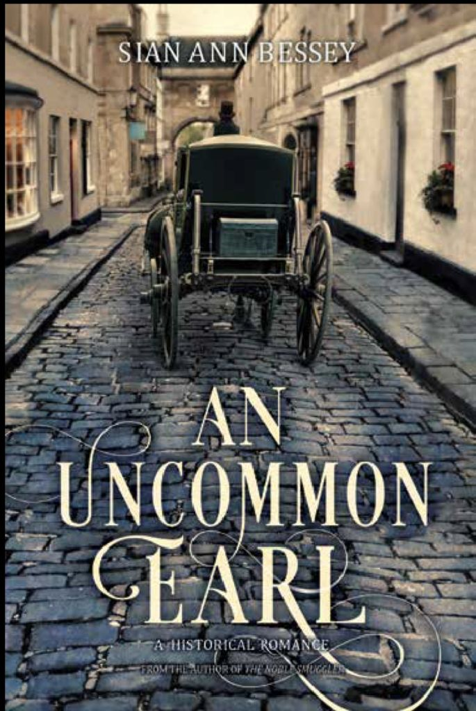 An Uncommon Earl - Paperback cover