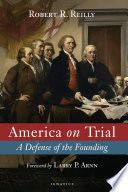 America on Trial - Hardcover cover
