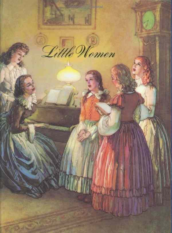 Little Women - Audiobook cover