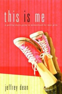 This is MeA Teen Girls Guide to Becoming the Real You - Hardcover cover