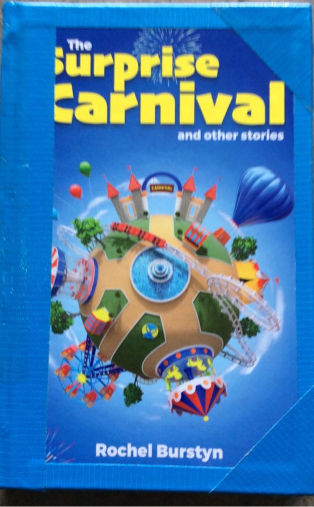 The Surprise Carnival and Other Stories -  cover