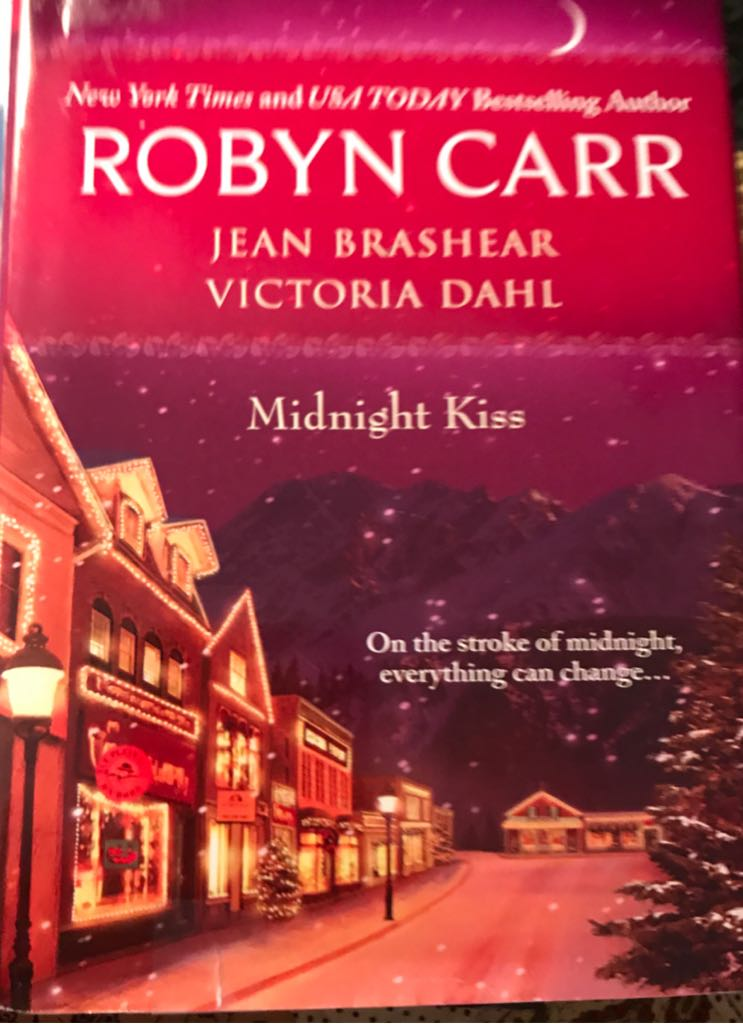Midnight Kiss - Hardcover cover