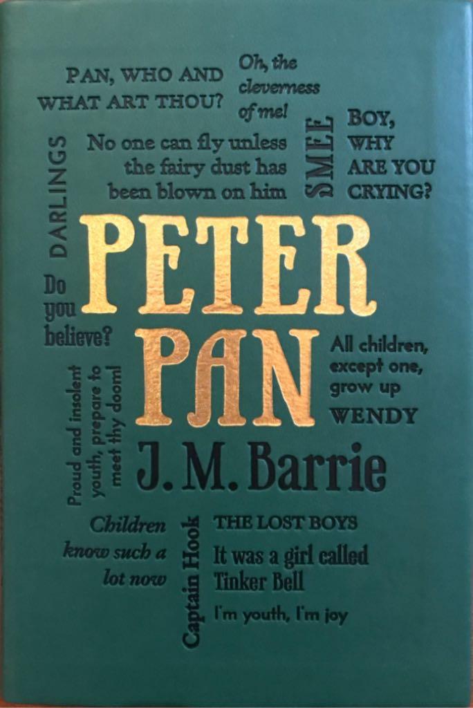 Peter Pan - Calf-Binding cover
