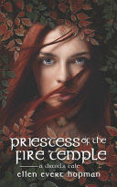 Priestess of the Fire Temple -  cover