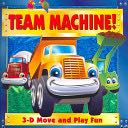 Team Machine! -  cover