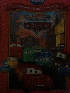 Cars - Hardcover cover