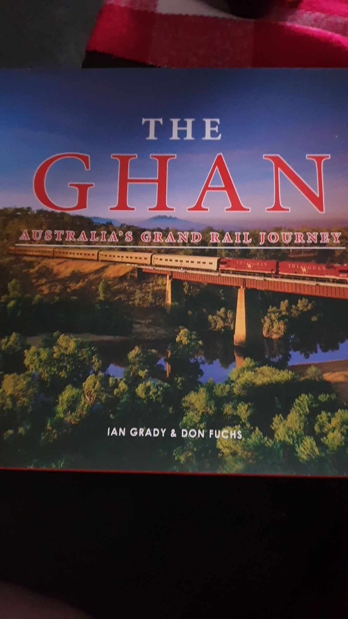 The Ghan -  cover