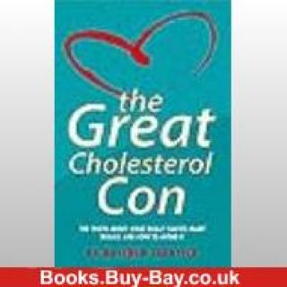 The Great Cholesterol Con  - Paperback cover