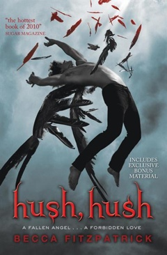Hush, Hush - Paperback cover