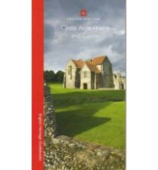 Castle Acre Priory and Castle by Edward Impey -  cover