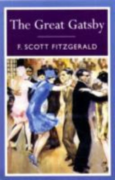 The Great Gatsby - Paperback cover