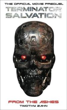 Terminator Salvation: From the Ashes - Paperback cover