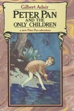 Peter Pan and Peter Pan in Kensington Gardens - Paperback cover