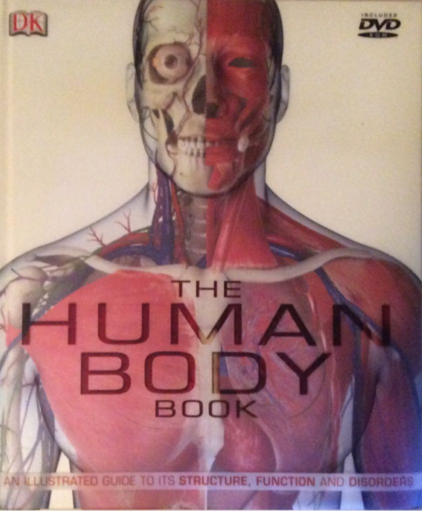 The Human Body - Hardcover cover