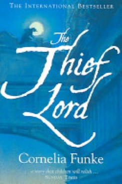 The Thief Lord - Paperback cover