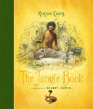 The Jungle Book - Hardcover cover