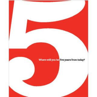 Five - Hardcover cover
