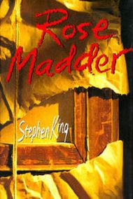 Rose Madder - Paperback cover