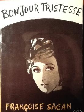 Bonjour Tristesse - Paperback cover