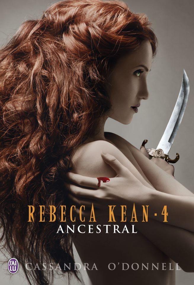 Rebecca Kean 4: Ancestral - Paperback cover