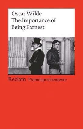 The Importance of Being Earnest - Paperback cover