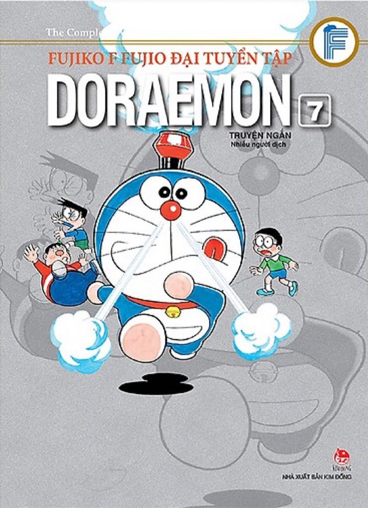Doraemon Truyện Ngắn 7 -  cover