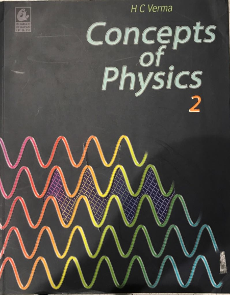 Concepts Of Physics -  cover
