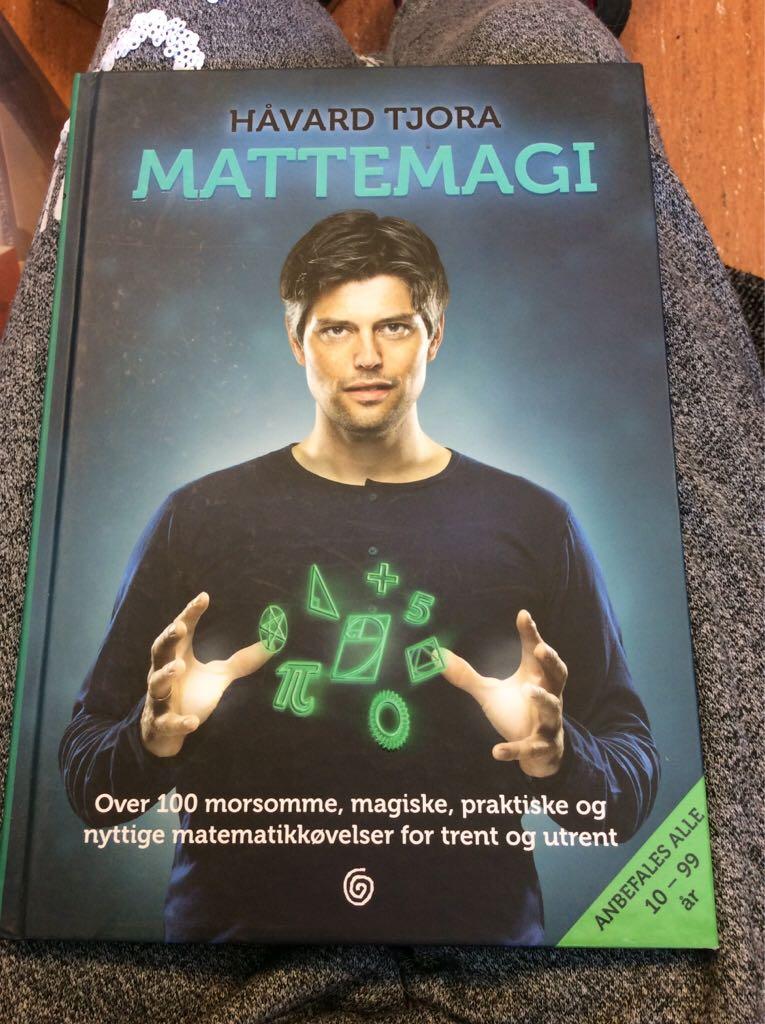Mattemagi -  cover