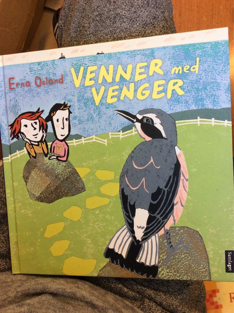 Venner Med Venger -  cover
