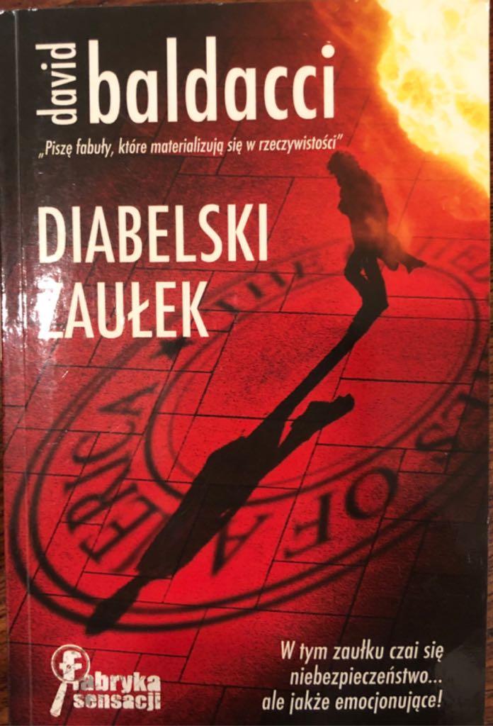 Diabelski Zaułek -  cover