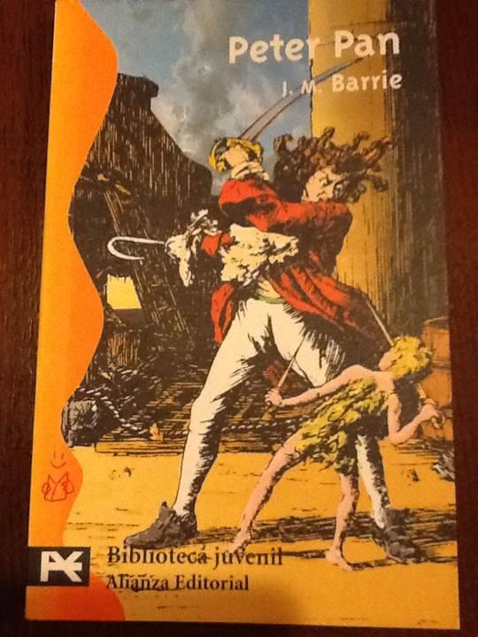 Peter Pan - Paperback cover