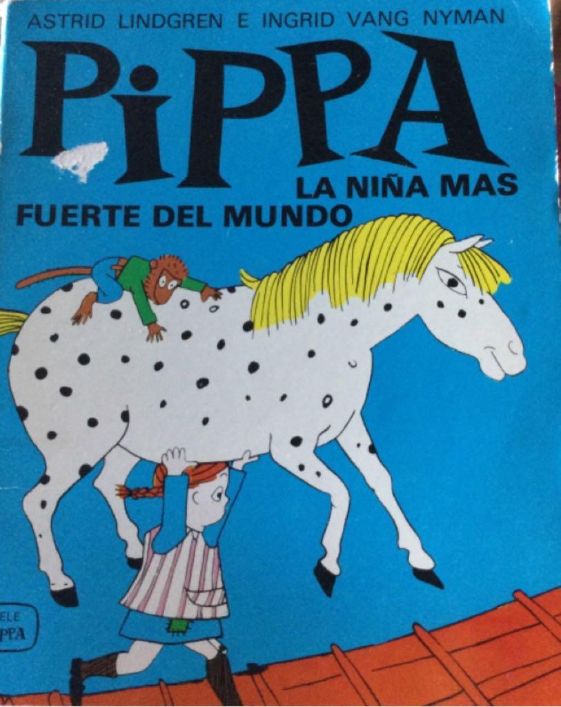 Pipa La Niña Mas Fuerte Del Mundo  -  cover