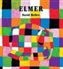 Elmer - Paperback cover