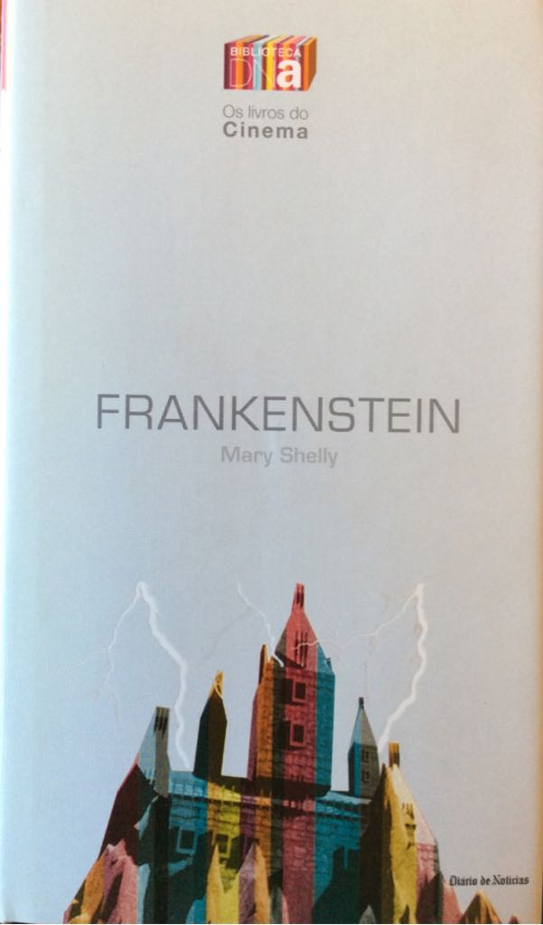Frankenstein - Hardcover cover