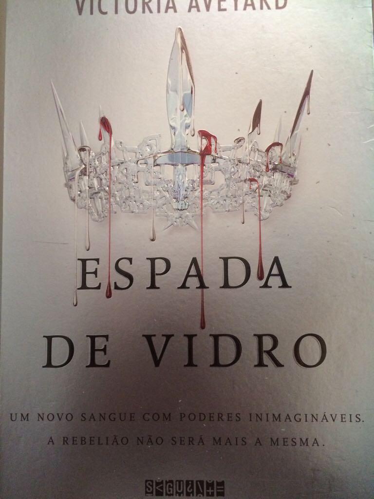 Espada de Vidro -  cover