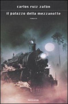 Il palazzo della mezzanotte - Paperback cover