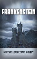 Frankenstein - Kindle cover