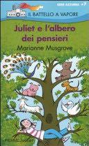 Juliet e l'albero dei pensieri -  cover