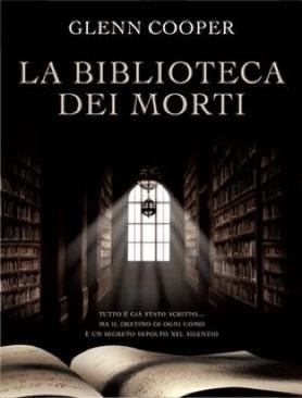 La biblioteca dei morti - Paperback cover