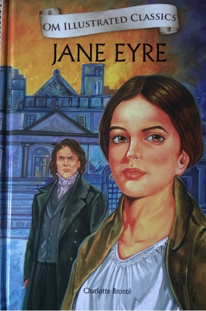 Jane Eyre - Kindle cover