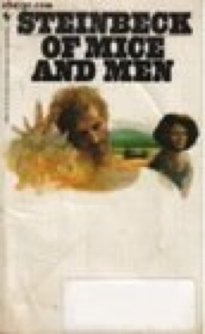 Of Mice and Men - Hardcover cover